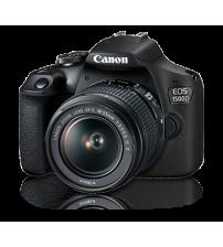 canon EOS 1500D + 18-55