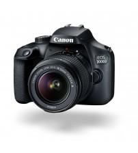 canon EOS 3000D + 18-55