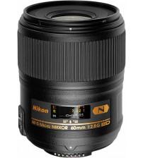 Nikon AF -s 60mm f/2.8 G  Nano