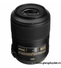 Nikon 85mm f/3.5 DX VR Macro