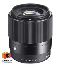 Sigma 30mmf1.4 for Nex ( Chính hãng )