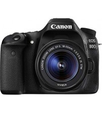 Canon EOS 80D + Kit 18-55mm