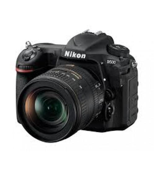 Nikon D500 +16-80 VR