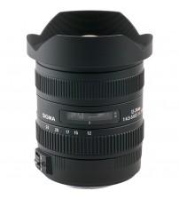 Sigma 12-24mm f/4.5-5.6 DG II HSM (Canon-Nikon)