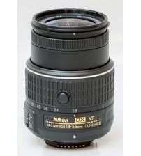 Lens Nikon AF-S DX Nikkor 18-55mm F3.5-5.6G VR II