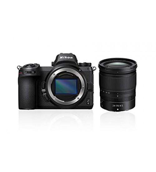Nikon Z6 + Nikkor Z 24-70mm Kit