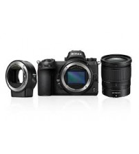 Nikon Z6 + Nikkor Z 24-70mm + FTZ ( Chính Hãng )