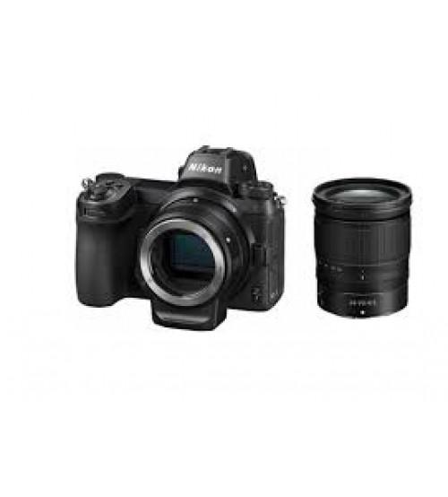 Nikon Z7 + Nikkor Z 24-70mm + FTZ Kit ( Chính Hãng )