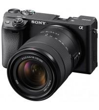 Sony A6400 + 18-135mm ( Chính hãng-Tặng thẻ 16GB+TÚI+DÁN LCD )