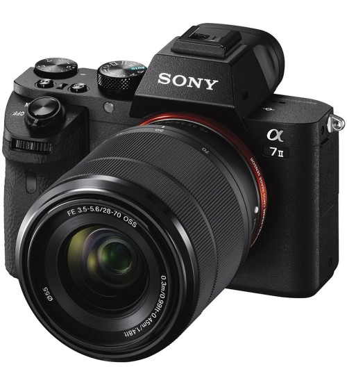 Sony A7II + 28-70mm (Chính hãng-Tặng 16gb+ túi )