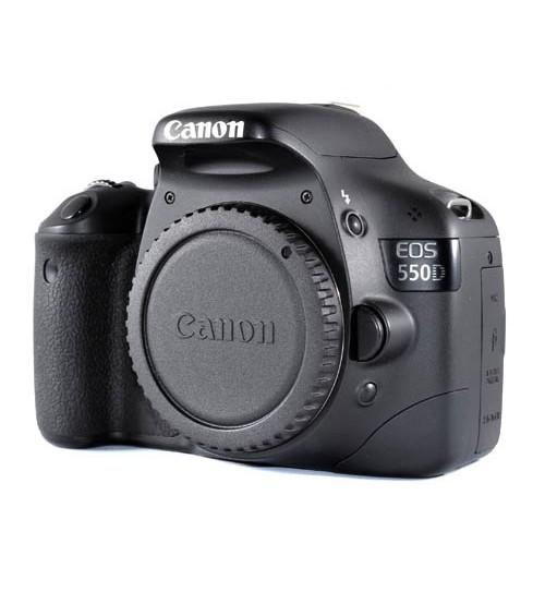 Canon 550D Body (90%- BH 6 tháng)