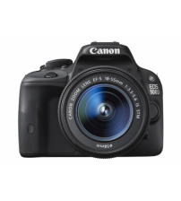 Canon EOS 100D (EOS Rebel SL1 / EOS Kiss X7) (EF-S 18-55mm F3.5-5.6 IS STM) Lens Kit