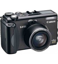 Canon PowerShot G5 - Mỹ / Canada