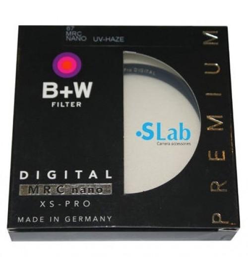 Filter B+W XS-Pro 67 UV Nano