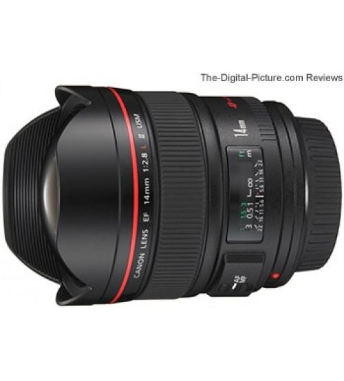 Lens Canon EF 14mm F2.8 L II USM