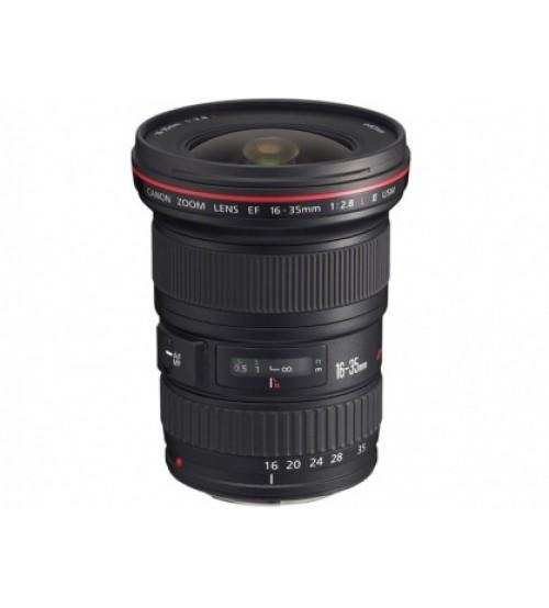 Lens Canon EF 16-35mm F2.8 L II USM
