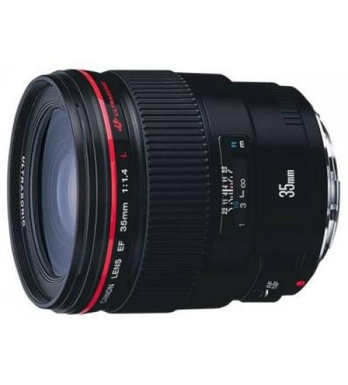 Lens Canon EF 35mm F1.4 L USM
