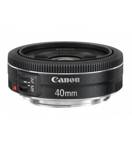 Lens Canon EF 40mm F2.8 STM