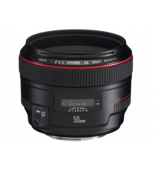 Lens Canon EF 50mm F1.2 L USM