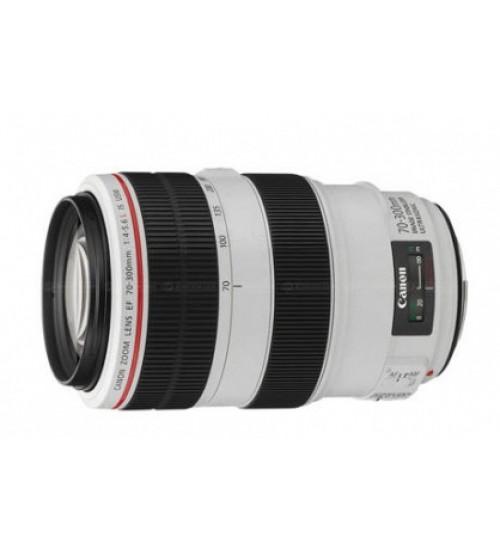Lens Canon EF 70-300mm F4-5.6 L IS USM