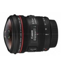 Lens Canon EF 8-15mm F4 L USM