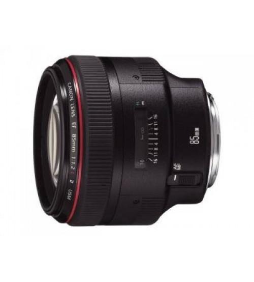 Lens Canon EF 85mm F1.2 L II USM