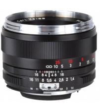 Lens Carl zeiss 50mm F1.4