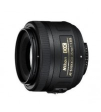 Lens Nikon AF-S DX NIKKOR 35mm F1.8 G