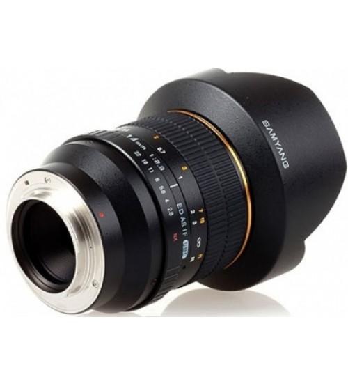 Lens Samyang 14mm F2.8 ED AS IF UMC