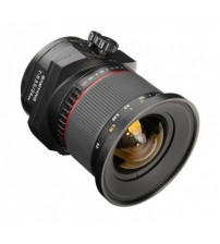 Lens Samyang T-S 24mm F3.5 ED AS UMC