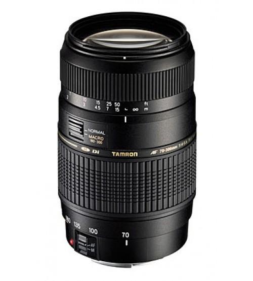 Lens Tamron AF 70-300mm F4-5.6 Macro (Built-In Motor)