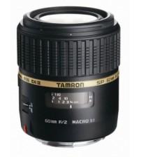 Lens Tamron SP AF 60mm F2.0 Di II MACRO 1:1