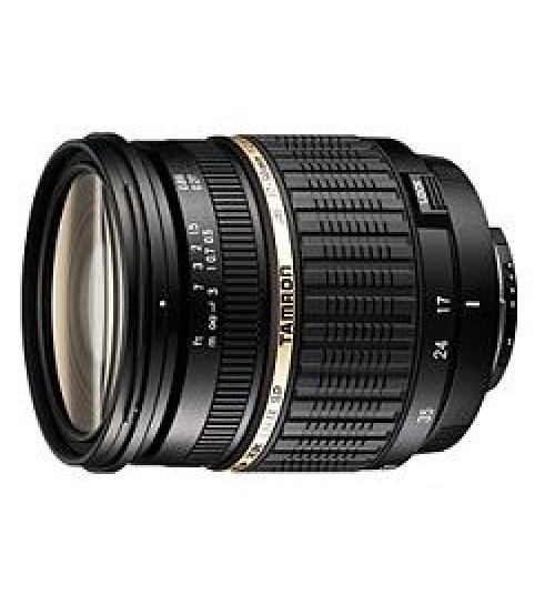 Lens Tamron SP AF17-50mm F2.8 XR for Canon/Nikon (90%)