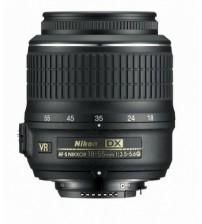 Nikon AF-S DX NIKKOR 18-55mm f3.5-5.6 G VR (Cũ)