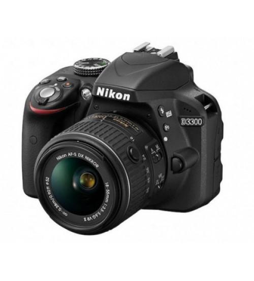 Nikon D3300 (AF-S DX Nikkor 18-55mm F3.5-5.6G VR II) Lens Kit