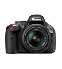 Nikon D5200 (AF-S DX Nikkor 18-55mm F3.5-5.6 G VR) Lens Kit