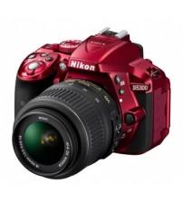 Nikon D5300 (AF-S DX Nikkor 18-55mm F3.5-5.6G VR) Lens Kit