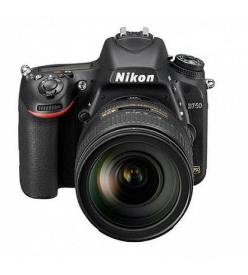 Nikon D750 (AF-S NIKKOR 24-120mm F4 G ED VR) Lens Kit