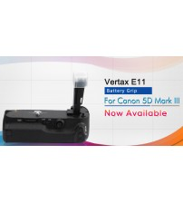 Grip Pixel Vertax E11 for Canon 5D Mark III